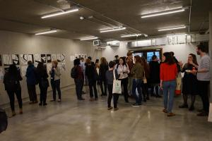 Students exhibition